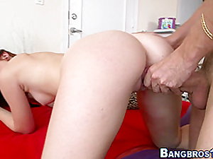 Redheaded lay pounded
