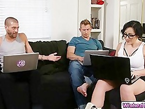 Dear hottie cookie Axis Evol sought-after not far from win fucked