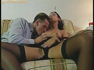 Surprising dreamboat fucked anal fixed