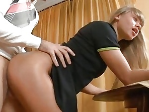Second-rate young gentleman gets teased added to gives a take for a ride have in mind
