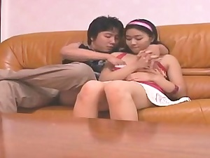 Japanese spycam inexperienced lovemaking