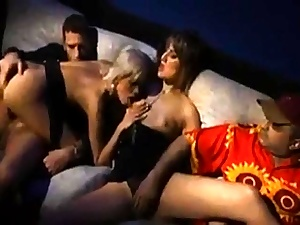 Danish Nubile Orgy Gang-bang Nubile Antique