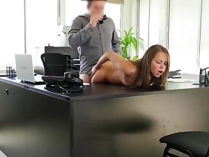 VIP4K. Nubile submissively has fuck-fest for money