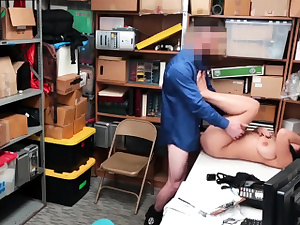 Spy web cam caught cuckold hard-core Suspect was clad