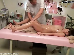 Adorable Asian Pussy Palpate