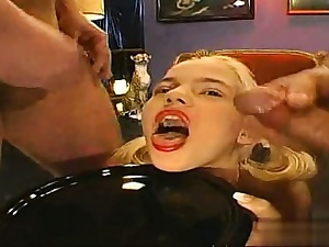 Hot steady old-fashioned irritant creampie